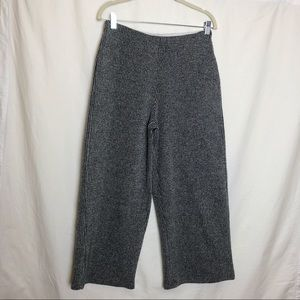 Urban Outfitters Ribbed Wide Leg Pants Sz Medium